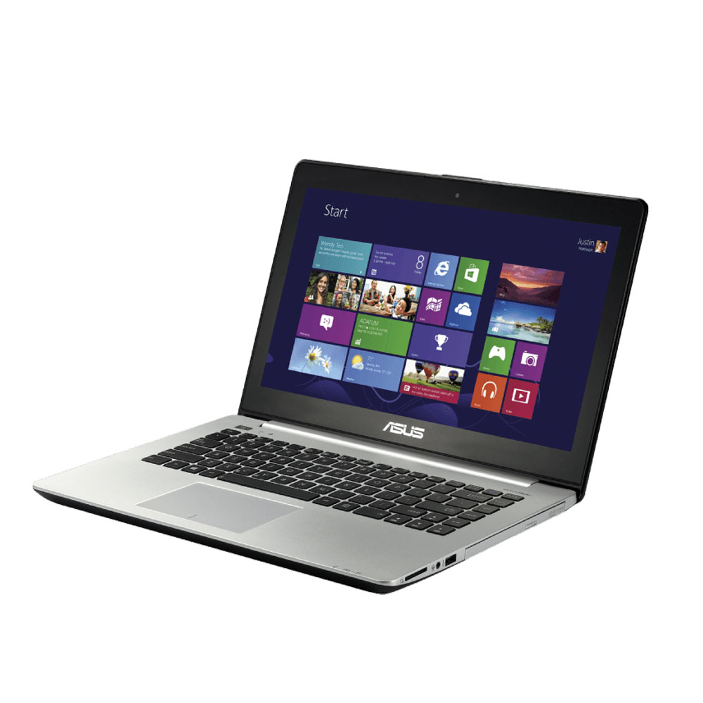 asus vivobook s451la 14 touchscreen laptop core i5 4210u 6gb ram 500gb 8gb sshd ebay. Black Bedroom Furniture Sets. Home Design Ideas