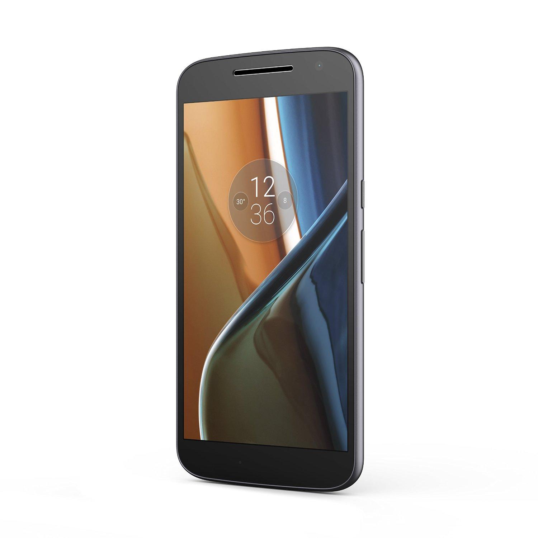 Motorola Moto G4 55 Inch Unlocked 4G LTE Smartphone Octa