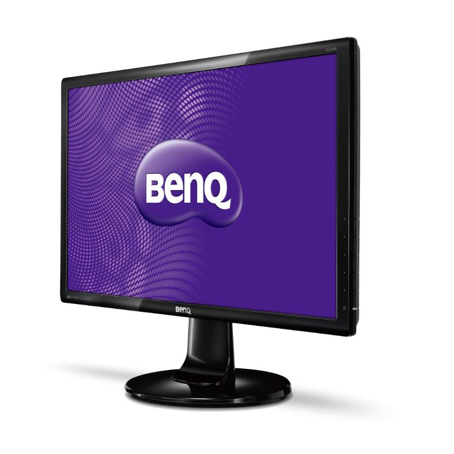 BENQ gl2450 24-inch WideScreen Full HD LED Monitor, rapporto 16:9, 5ms, Tempo di risposta | eBay