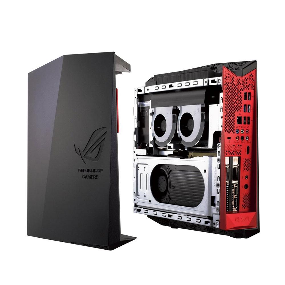 asus rog g20cb gaming desktop pc intel core i7 6700 8gb ram 2tb hdd 128gb ssd windows 10. Black Bedroom Furniture Sets. Home Design Ideas