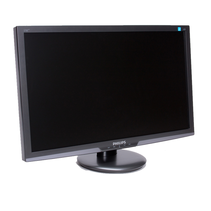 philips e line 273e3lhsb 27 inch full hd widescren led monitor built in speaker 3610170488026. Black Bedroom Furniture Sets. Home Design Ideas