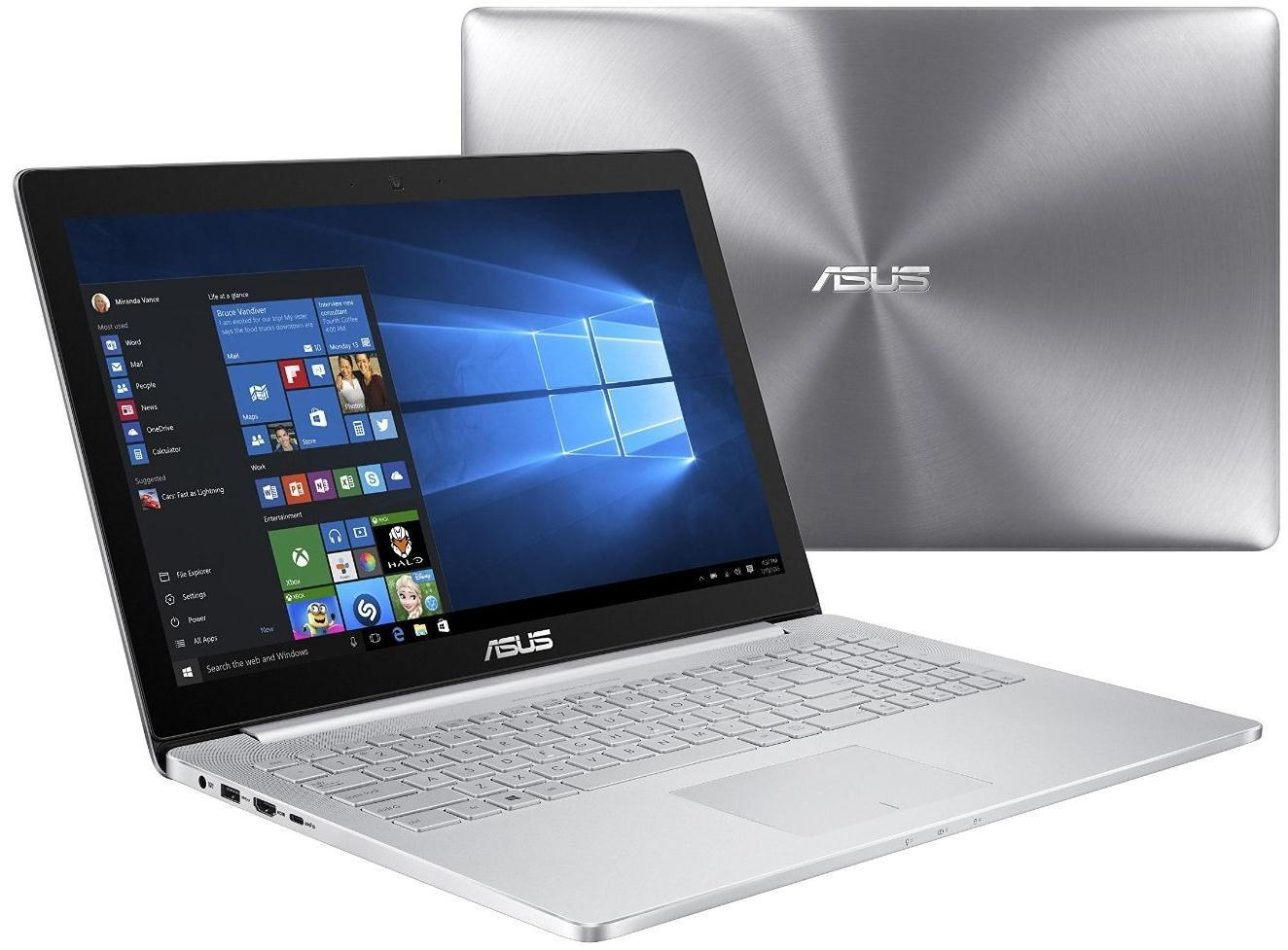 asus zenbook pro 15 6 4k ultra hd gaming laptop core i7. Black Bedroom Furniture Sets. Home Design Ideas