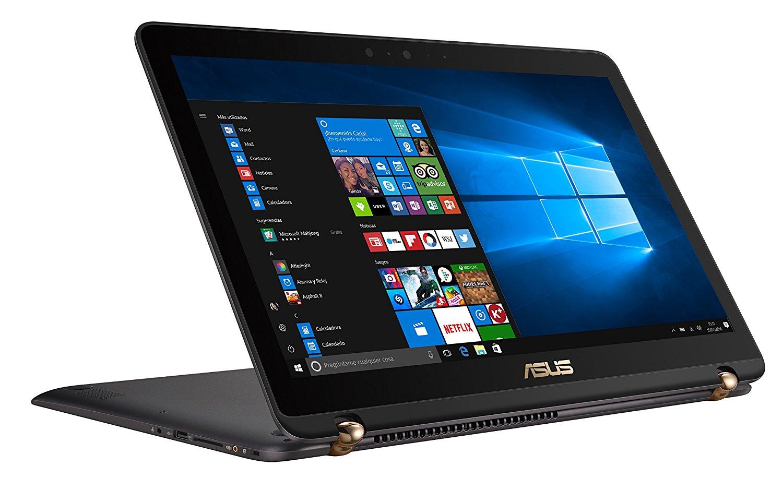asus zenbook flip ux560uq 15 6 gaming laptop core i7 6500u 12gb ram 512gb ssd. Black Bedroom Furniture Sets. Home Design Ideas