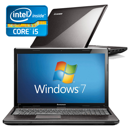 Lenovo G770 M53A4UK 17.3  Intel i7 8GB RAM 750GB HDD 2GB Grap Win7, Blu Ray