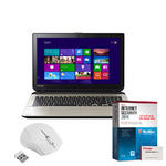 "Toshiba L50-B-158 15.6"" Business Laptop Intel Core i7  1.80 GHz 16 GB 1 TB W8.1"