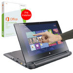 "Lenovo FLEX 10 10.1"" TouchScreen Laptop with MS Office Dual Core 2GB 500GB W8"