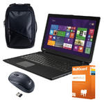"Toshiba C50-B-14D 15.6"" Best Buy Laptop Intel Celeron N2830 Dual Core 4 GB 500GB"