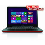 "Lenovo U330 13.3"" Light Weight Core i7 Ultrabook Intel-4500U 4 GB 500 GB+8GB SSD"