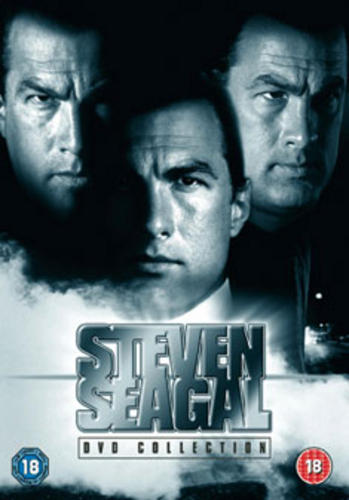 The-Steven-Seagal-Legacy-Collection-8-Discs-New-DVD