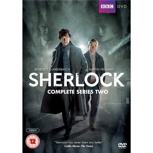 Sherlock-Series-2-2-Discs-Benedict-Cumberbatch-Martin-Freeman-New-DVD