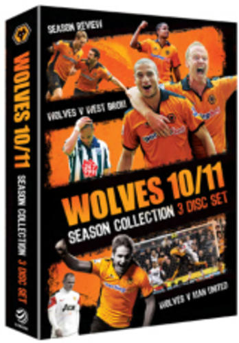 Wolverhampton-Wanderers-Season-2010-2011-Review-Collection-New-DVD