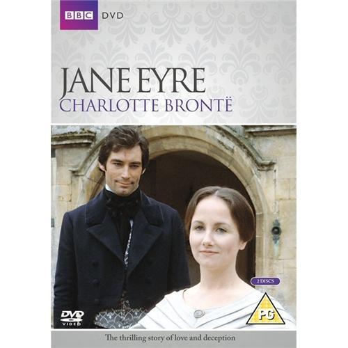 Jane-Eyre-1983-Zelah-Clarke-Timothy-Dalton-New-DVD
