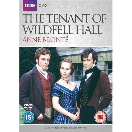 The-Tenant-Of-Wildfell-Hall-Tara-Fitzgerald-Cathy-Murphy-New-DVD