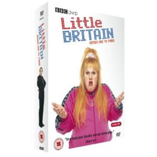 Little-Britain-Series-1-3-Box-Set-6-Discs-New-DVD