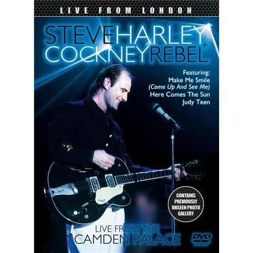 Steve-Harley-Cockney-Rebel-Live-From-London-New-DVD