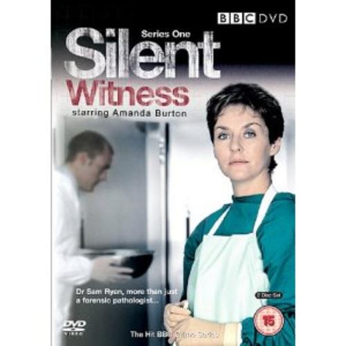 Silent-Witness-Series-1-Amanda-Burton-New-DVD