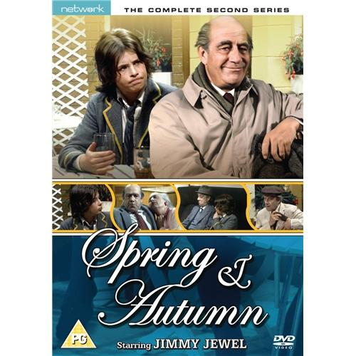 Spring-And-Autumn-Series-2-Jimmy-Jewel-Charlie-Hawkins-New-DVD