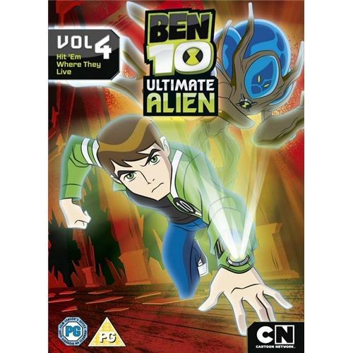 Ben-10-Ultimate-Alien-Volume-4-New-DVD