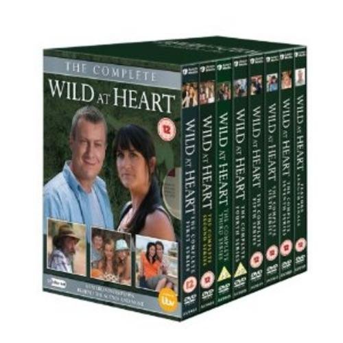 Wild-at-Heart-Series-1-8-Complete-Box-Set-21-Discs-NEW-DVD