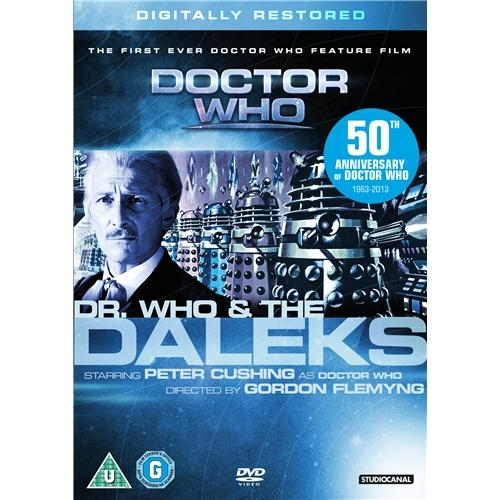 Doctor-Who-And-The-Daleks-Peter-Cushing-Roy-Castle-New-DVD