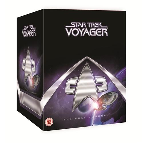 Star-Trek-Voyager-Complete-Box-Set-48-Discs-New-DVD
