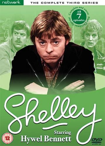 Shelley-Complete-Series-3-Hywel-Bennett-NEW-DVD