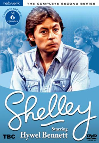 Shelley-Series-2-Hywel-Bennett-New-DVD