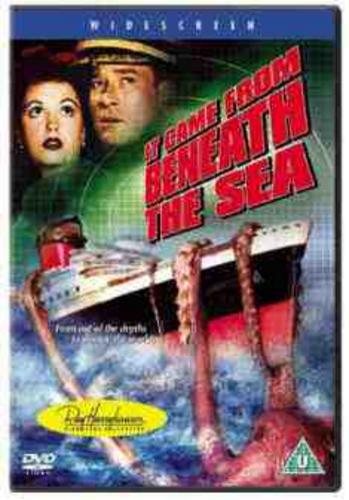 It-Came-From-Beneath-The-Sea-Kenneth-Tobey-NEW-DVD