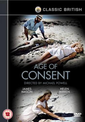 Age-Of-Consent-James-Mason-Helen-Mirren-New-DVD