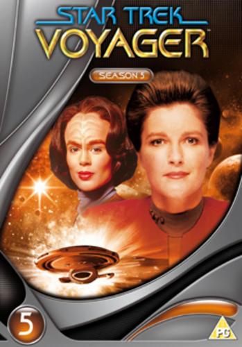 Star-Trek-Voyager-Season-5-Slimline-New-DVD