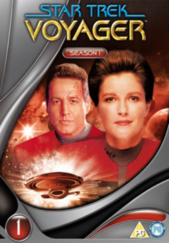 Star-Trek-Voyager-Season-1-Slimline-New-DVD