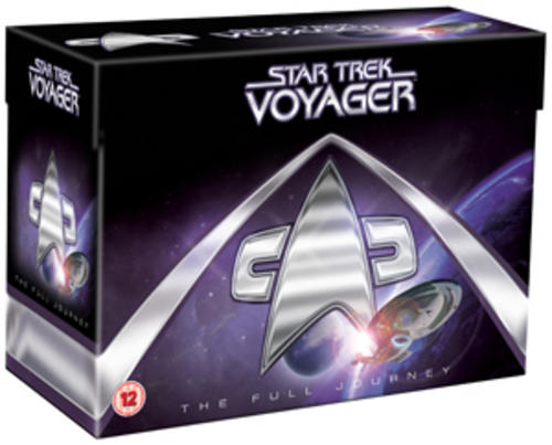 Star-Trek-Voyager-Box-Set-48-Discs-NEW-DVD