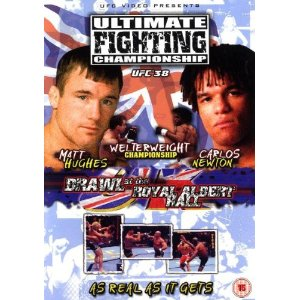 UFC-38-Brawl-At-The-Royal-Albert-Hall-NEW-DVD