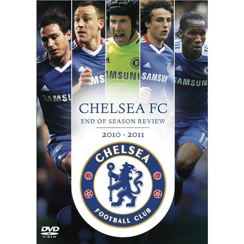 Chelsea Fc Latest News: Chelsea FC : Season Review 2010 / 2011 - New DVD