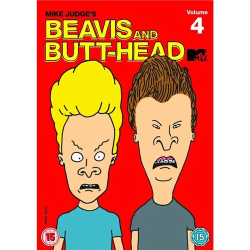 Beavis and butthead volume 4 2 discs mike judge new dvd ebay for Beavis and butthead bathroom break