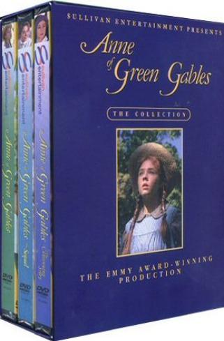 Anne Of Green Gables Box Set Charmion King Dvd Ebay