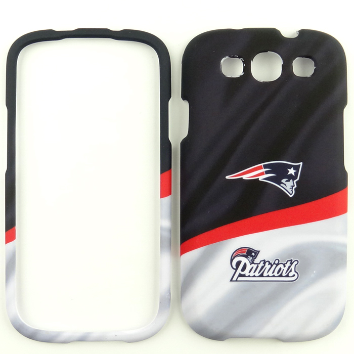 New England Patriots Phone Case Cover Skin For Samsung GALAXY S3 III ...