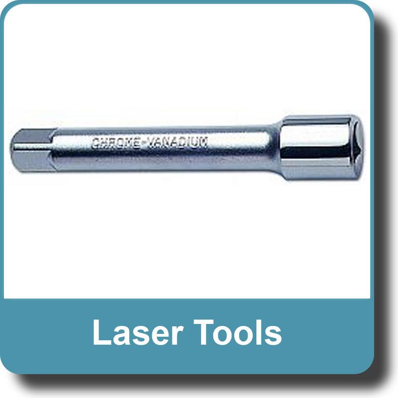 NEW Genuine LASER Extension Bar - 10'' 1/2''D 0093