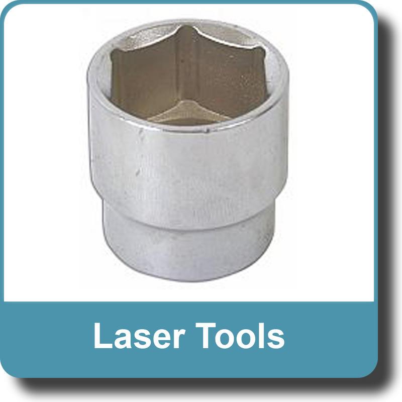 NEW Genuine LASER Socket 1/2''D 11mm 0122