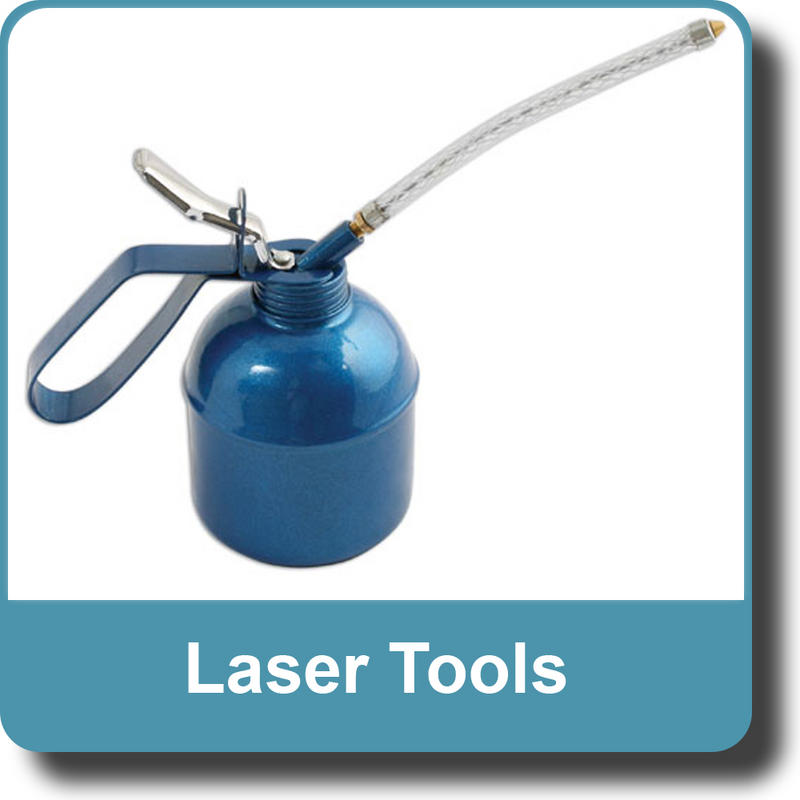 NEW Genuine LASER Oil Can - 500cc 0239