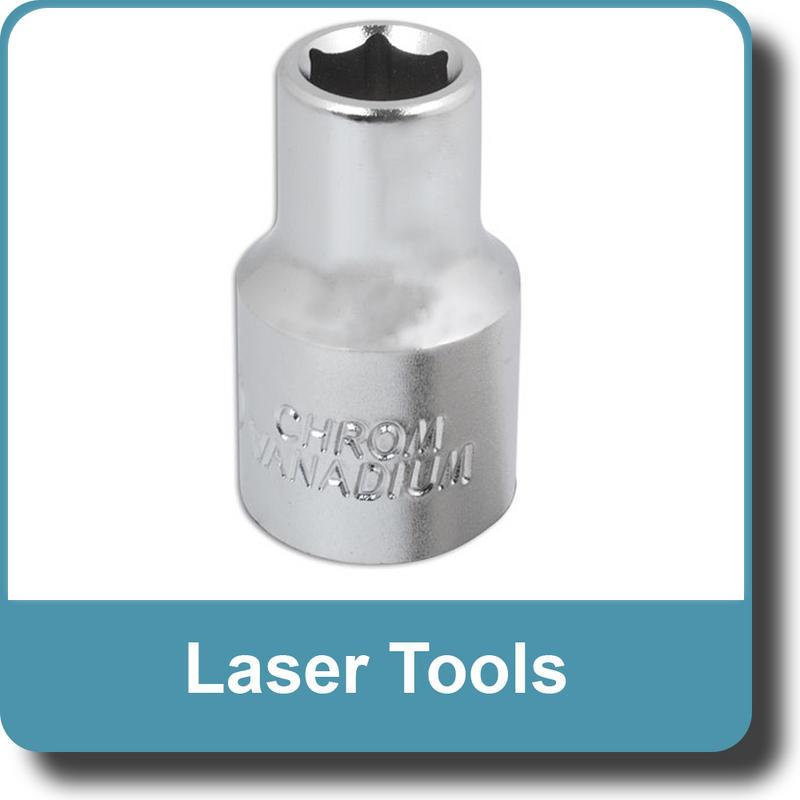 NEW Genuine LASER 0807 Socket 1/2D 11mm