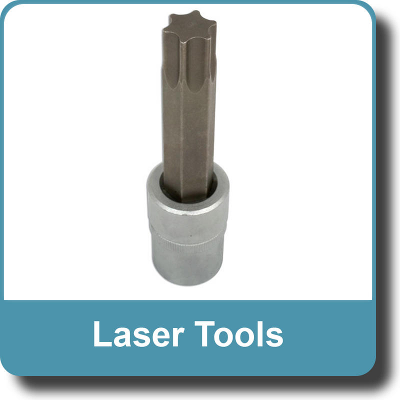NEW Genuine LASER 1141 Star Bit T70 x 100mm 1/2''D
