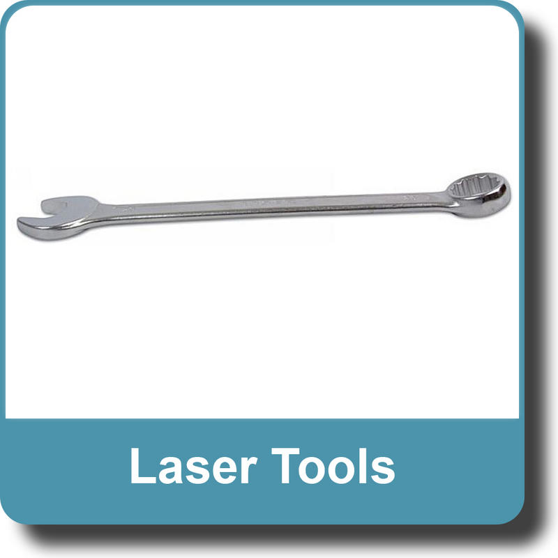NEW Genuine LASER 1552 Spanner - Combination Polished