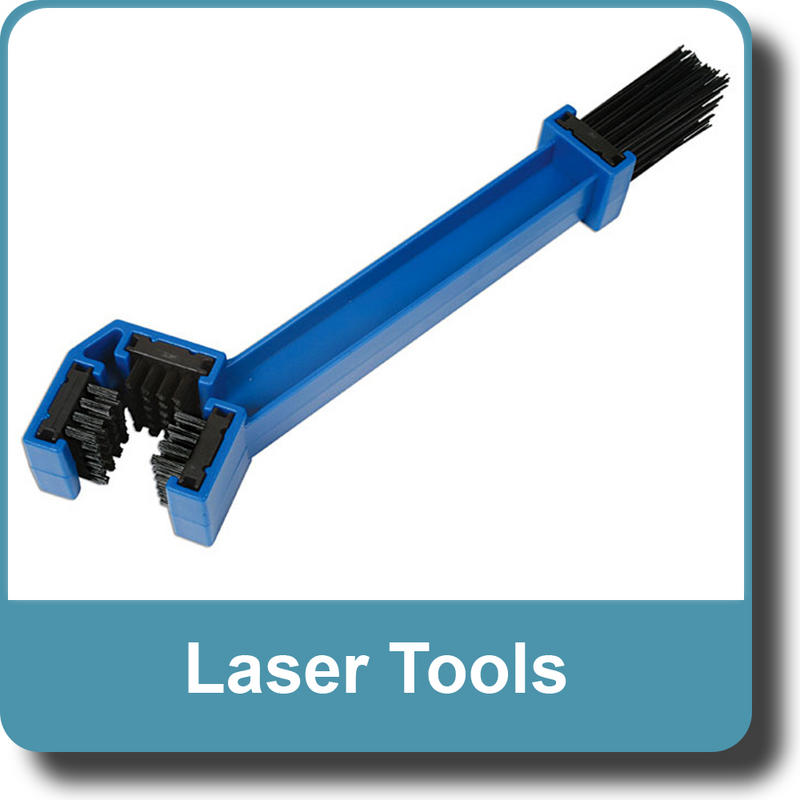 NEW Genuine LASER - Chain Cleaning Brush 4140
