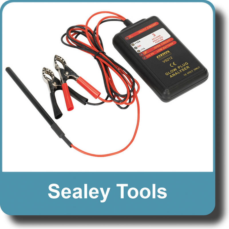 Sealey Glow Plug Analyser VS212