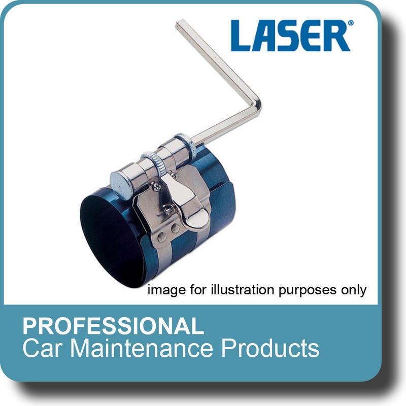 NEW Genuine LASER Piston Ring Compressor 0285