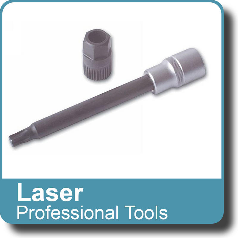 NEW Genuine LASER Alternator Tool Star T50 x 1/2d 3404