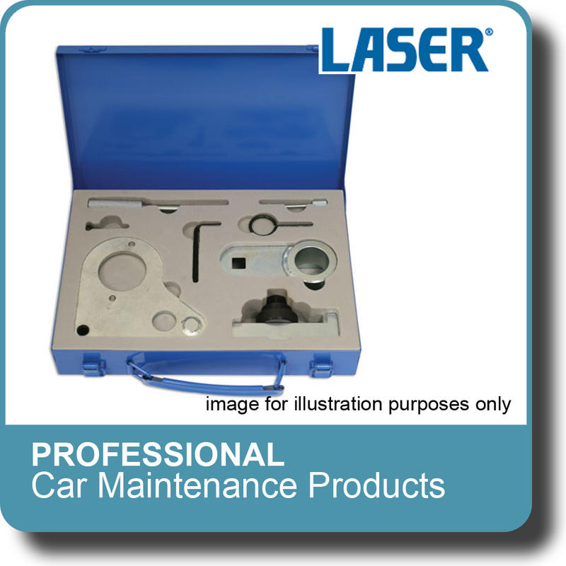 NEW Genuine LASER - Timing Tool Kit - Renault 1.6/2.0 DCI/ Nissan 4936