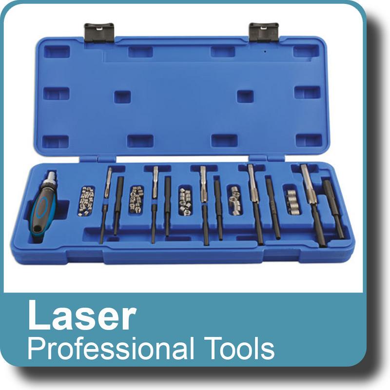NEW Genuine LASER - Thread Repair Kit 76pc 6012