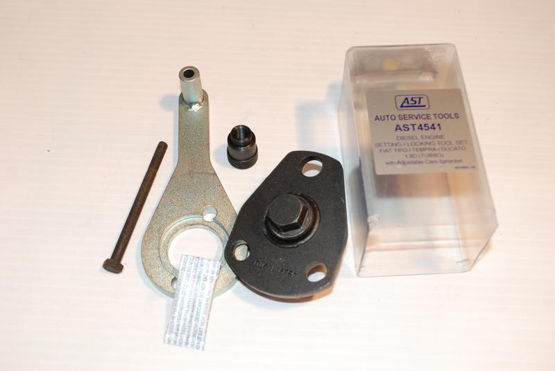 AST Professional Auto Tools  -  Setting/Locking Tool Set - Fiat Diesel  (AST4541)
